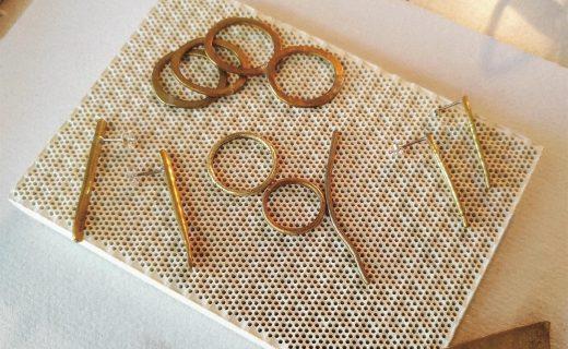 手作り指輪制作体験